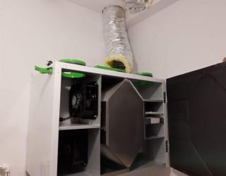 systemy wentylacji i klimatyzacji - realizacje 1
